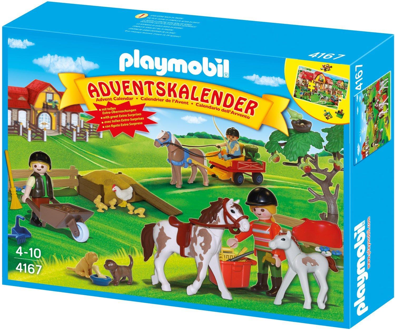 Playmobil adventskalender 2015 calendar template 2016 - Pferde playmobil ...