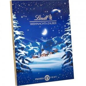 lindt spr ngli weihnachts zauber adventskalender f r erwachsene adventskalender und. Black Bedroom Furniture Sets. Home Design Ideas
